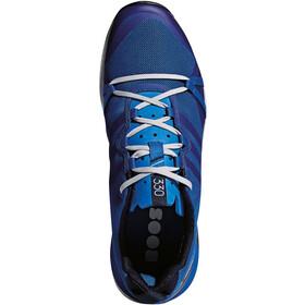 adidas TERREX Agravic Shoes Men Collegiate Navy/Blue Beauty/Grey Two